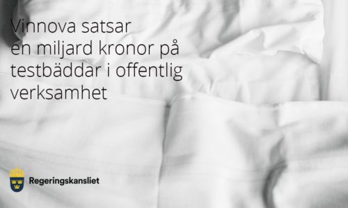 En del av Testbädd Sverige